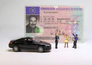 Bild vom Führerschein als Synonym des Experten für MPU Recklinghausen und Umgebung